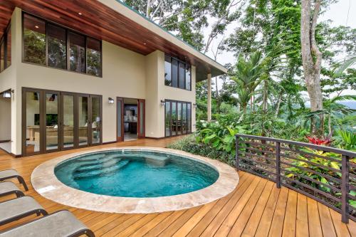 Casa Vista Verde - Uvita, Costa Rica Vacation Rental
