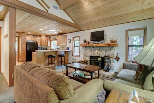 Creekside Hide-Away - Idyllwild, CA Vacation Rental