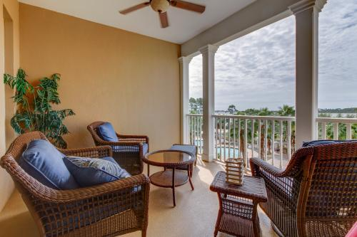 411 Reflections at Bay Point - Panama City Beach, FL Vacation Rental