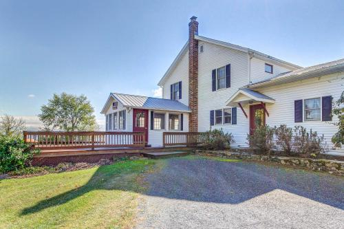 Island View Farm - North Hero, VT Vacation Rental