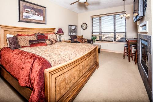 Cedar Breaks Lodge 3307 - Brian Head Vacation Rental