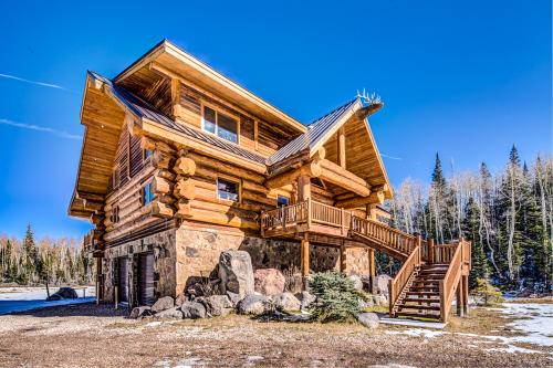 Elk Horn Cabin - Brian Head Vacation Rental