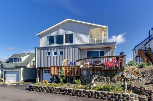 Cozze Cottage - Lincoln City, OR Vacation Rental
