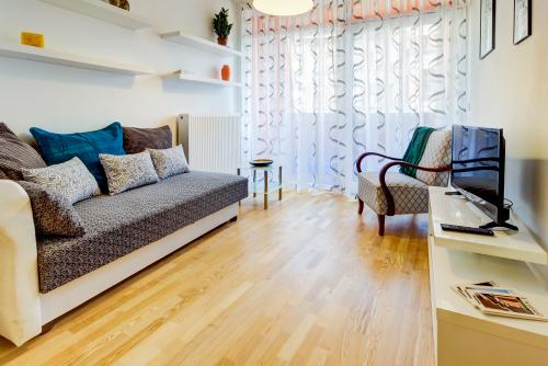 Modern 3BR apartment with balcony Budapest - Budapest, Hungary Vacation Rental