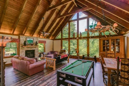 Weeks Creek Lodge Extension  -  Vacation Rental - Photo 1