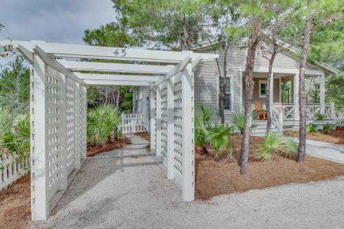 Watersound Getaway (Main House + Carriage House) - Santa Rosa Beach, FL Vacation Rental