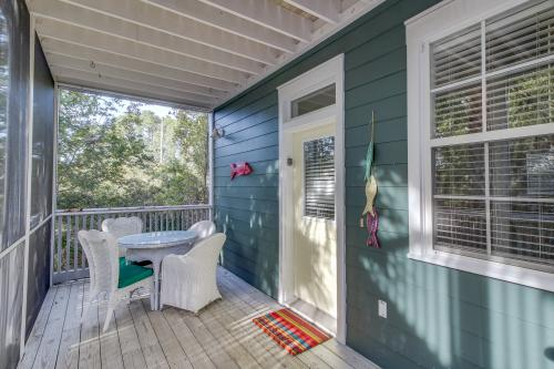 Barefoot Cottages #B26 - Port St. Joe, FL Vacation Rental