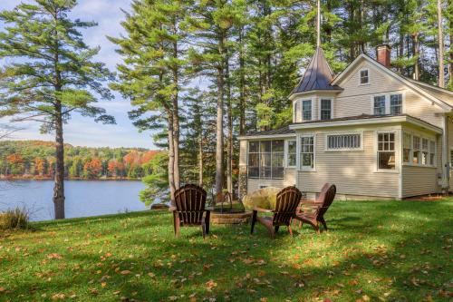 Journey's End - Winthrop, ME Vacation Rental