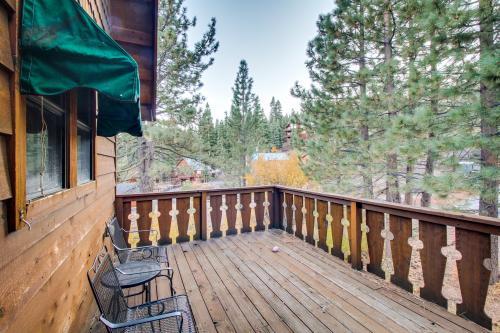Tahoe Dream Cabin -  Vacation Rental - Photo 1