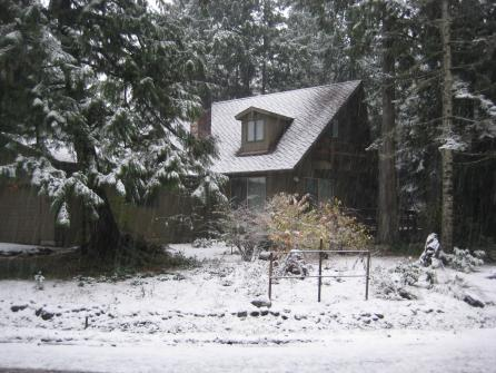 Alpine Rendezvous - Rhododendron Vacation Rental