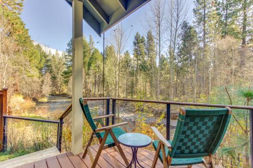 Sisters: Whychus Creek Craftsman  - Sisters, OR Vacation Rental
