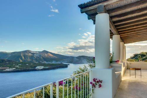 Vulcano Island Breathless View Villa -  Vacation Rental - Photo 1