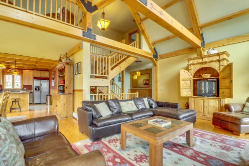 Powder Ridge Mountain Retreat -  Vacation Rental - Photo 1