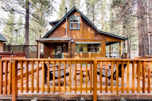 Jay Bird Cabin -  Vacation Rental - Photo 1