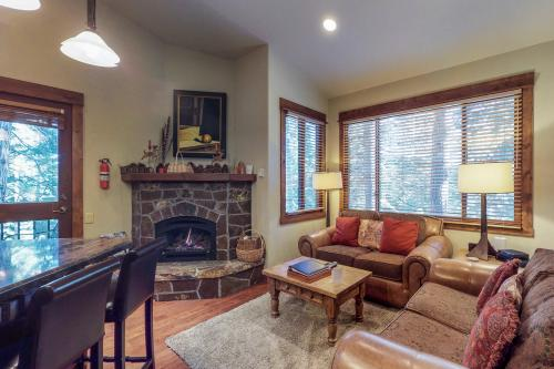 Northstar Slopeside Custom Condo-Ski-In Ski-Out -  Vacation Rental - Photo 1