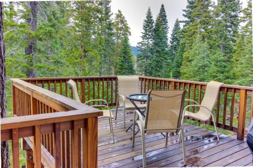 Chamberlands Cabin - Homewood, CA Vacation Rental