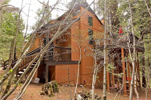 Modern Mountain Condominium - Shaver Lake, CA Vacation Rental