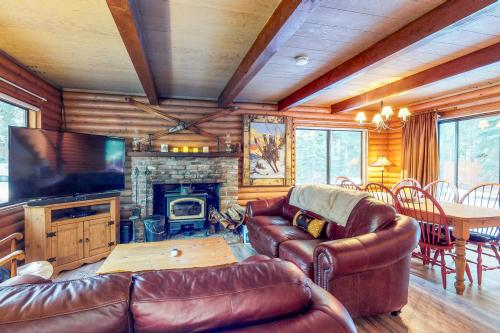 Lake Tahoe Cabin Perfection -  Vacation Rental - Photo 1