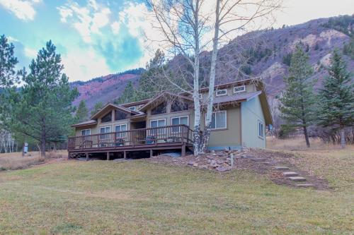 Chair Mountain Cabin at Filoha Meadows -  Vacation Rental - Photo 1