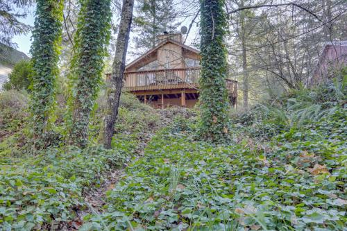 Riverside Retreat - Brightwood, OR Vacation Rental