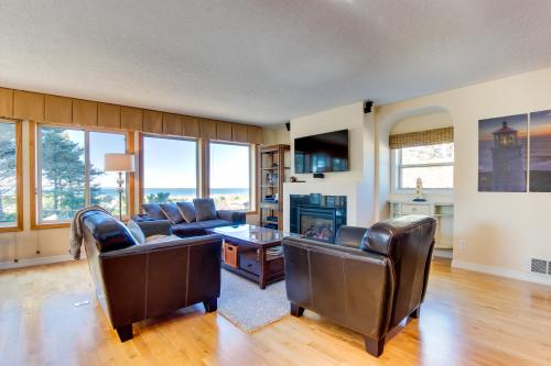 Seascape Cottage - Lincoln City Vacation Rental