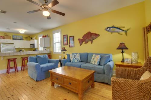 Barefoot Cottages #B22 - Port St. Joe, FL Vacation Rental