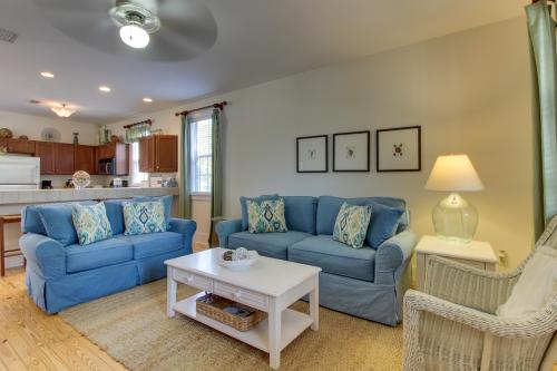 Barefoot Cottages #B32 - Port St. Joe, FL Vacation Rental