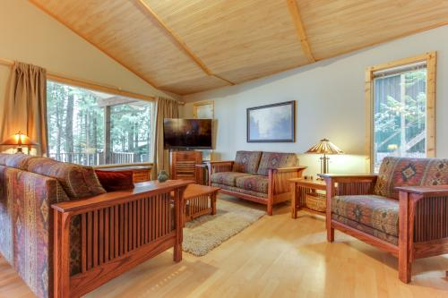 The Cedars on Pend Oreille Lake -  Vacation Rental - Photo 1