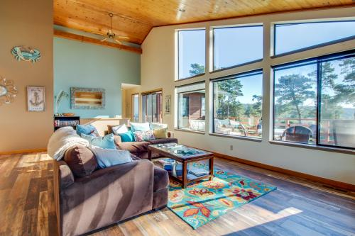 Gualala Point View House -  Vacation Rental - Photo 1