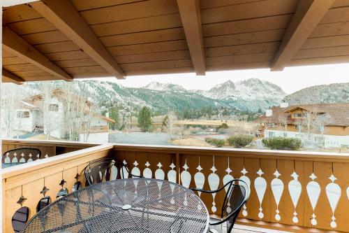 Interlaken Condominium #22 - June Lake, CA Vacation Rental
