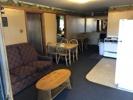 Lodge Cabin 1 -  Vacation Rental - Photo 1