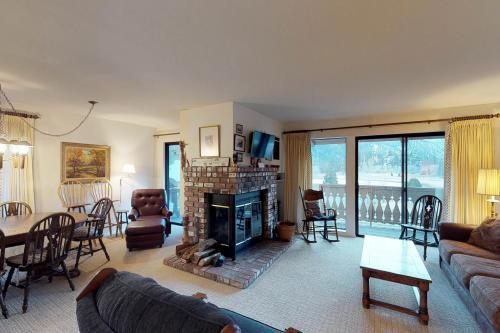 Interlaken Condominium #24 - June Lake, CA Vacation Rental