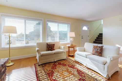 The Saratoga Beach House - Grover Beach , CA Vacation Rental
