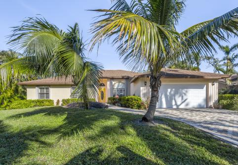 Palm Tree Paradise -  Vacation Rental - Photo 1