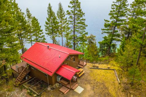 Finley Point Cabin -  Vacation Rental - Photo 1