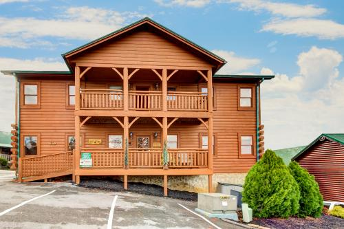 Arrowhead Log Cabin Resort: Brief Escape Cabin