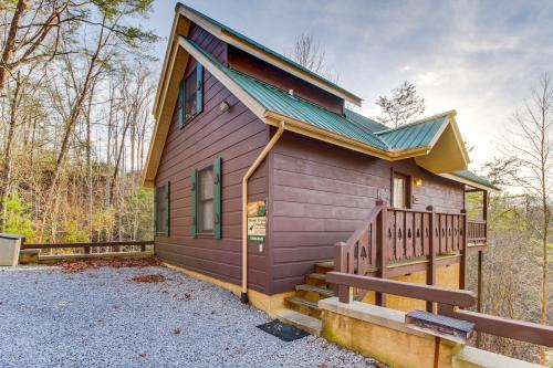 Evening Shade Cabin -  Vacation Rental - Photo 1