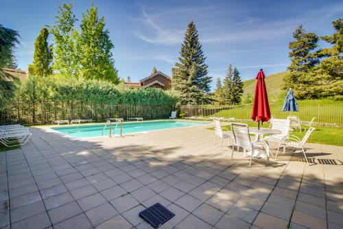 Sunburst Golf Course Hideaway - Sun Valley, ID Vacation Rental