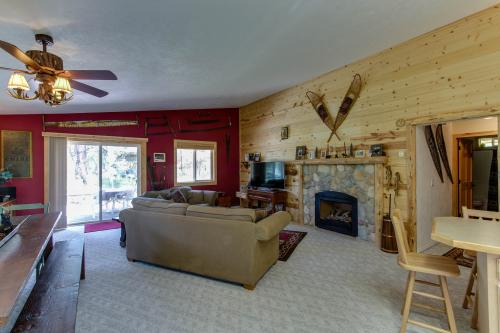 Strawberry Log Cabin Retreat -  Vacation Rental - Photo 1