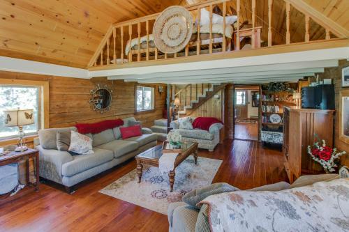 Jug Mountain Cottage  -  Vacation Rental - Photo 1