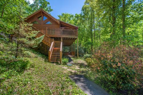 Mama Bear Creek Bridge Cabin -  Vacation Rental - Photo 1