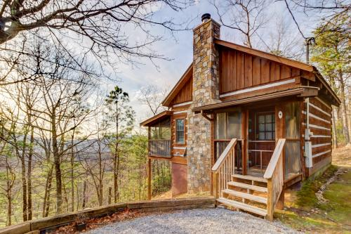 Misty View Cabin -  Vacation Rental - Photo 1