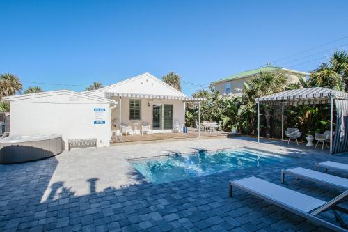Anastasia Lodge Cabana  - St. Augustine, FL Vacation Rental