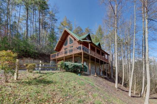Moose Lodge Cabin -  Vacation Rental - Photo 1