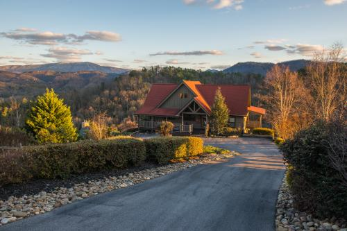 Hogwartz of the Smokies Cabin -  Vacation Rental - Photo 1