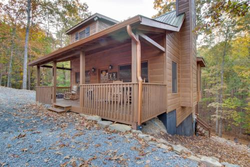 Bucky and Doe Doe's Place - Ellijay, GA Vacation Rental