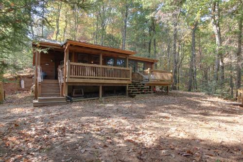 Cherokee Point Cabin - Ellijay, GA Vacation Rental