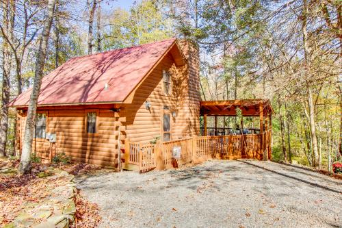 Crooked Creek Cabin - Ellijay, GA Vacation Rental