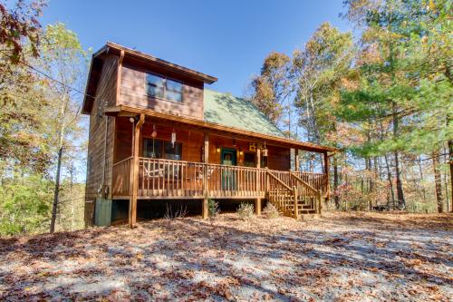 La Maison d'Elenore - Ellijay, GA Vacation Rental