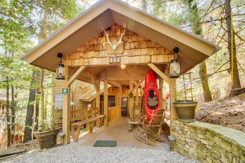 Moonshine Rapids Cabin -  Vacation Rental - Photo 1